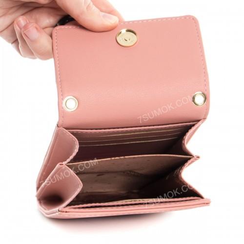 Гаманець-клатч 6943-002 pink