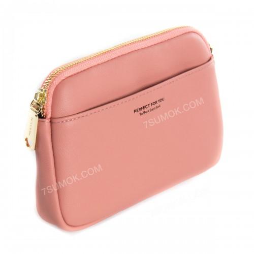 Гаманець-клатч 6988-001 pink
