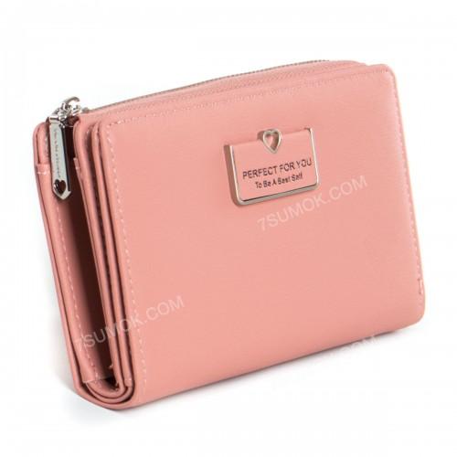 Жіночий гаманець C9367-5 pink