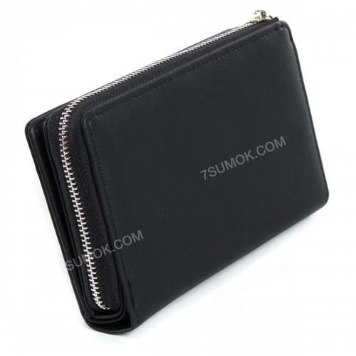 Жіночий гаманець C9367-5 black