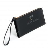 Жіночий гаманець 6902-011 black