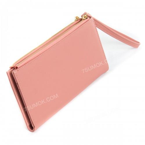 Жіночий гаманець 6902-011 pink