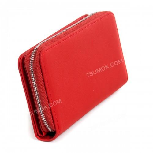 Жіночий гаманець C5718-38B red