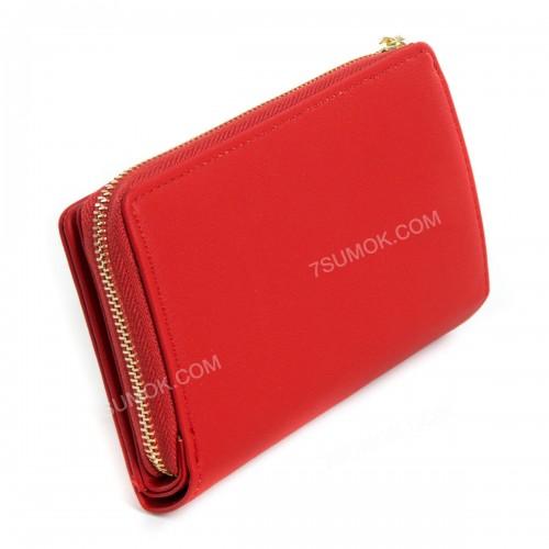 Жіночий гаманець C9367-7 red