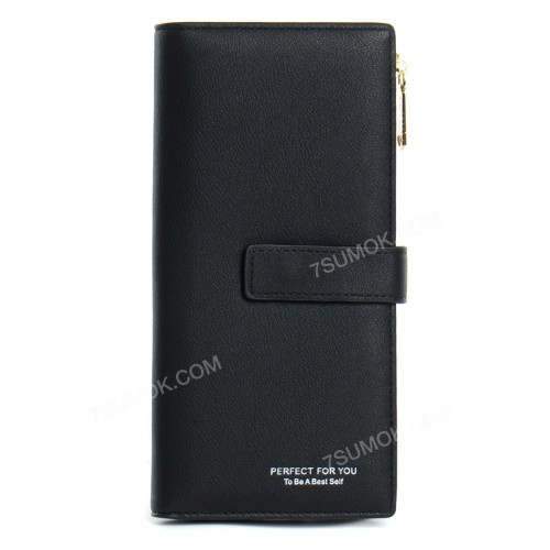 Жіночий гаманець 6926-002 black