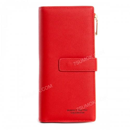 Жіночий гаманець 6926-002 red