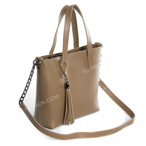 Жіноча сумка 112 khaki