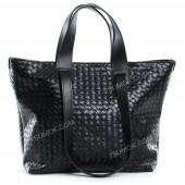 Жіноча сумка 106 black-pletenka-little