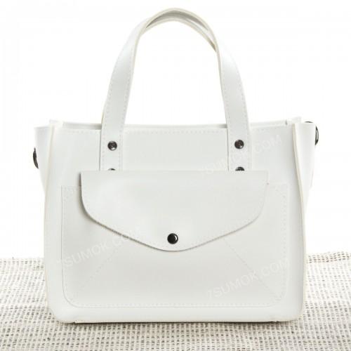 Жіноча сумка 064 white