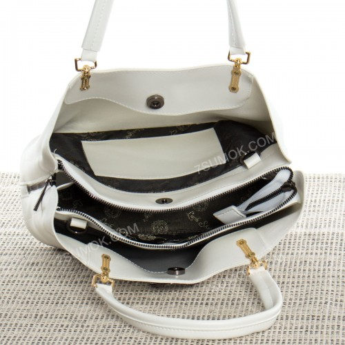 Жіноча сумка 010M white