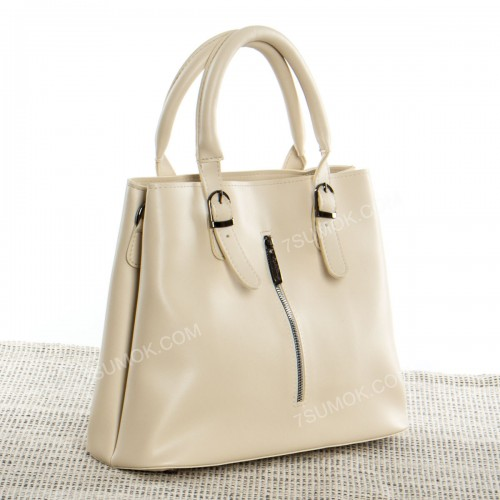 Жіноча сумка 111S beige