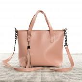 Жіноча сумка 112 pink