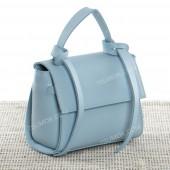 Клатч 037 mini light blue