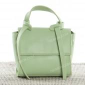 Клатч 037 mini light green