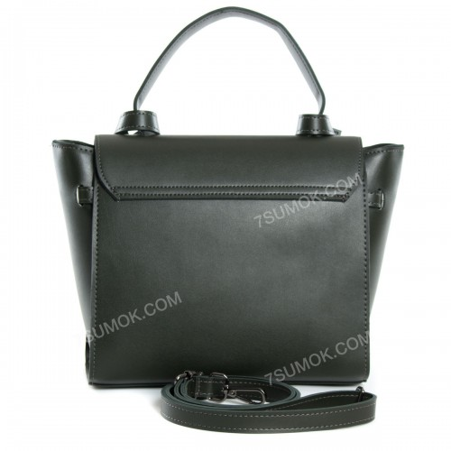Жіноча сумка 213 big green