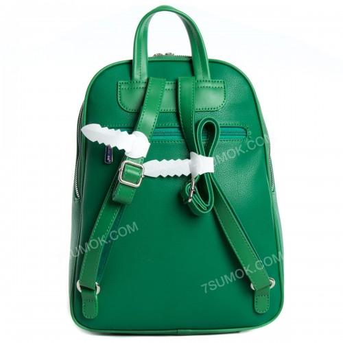 Жіночий рюкзак CM6025T green