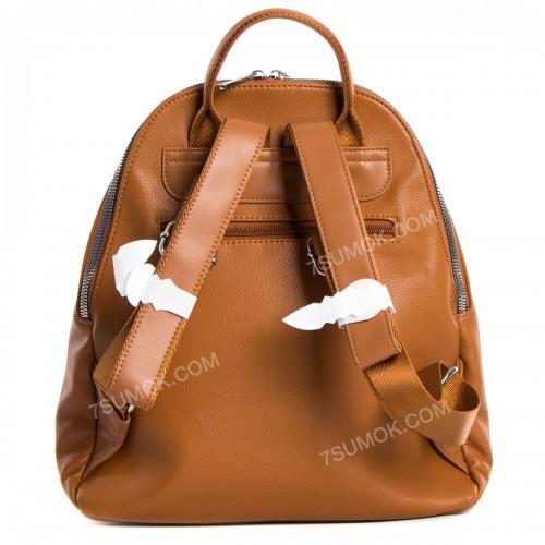 Жіночий рюкзак CM6026 tan