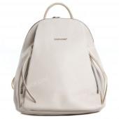 Жіночий рюкзак CM6026 beige