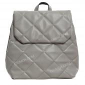 Жіночий рюкзак R024 light gray