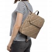 Жіночий рюкзак R024 light bison