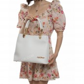 Жіноча сумка 01 white