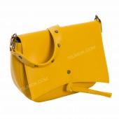 Клатч 086 yellow