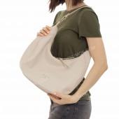 Жіноча сумка CM6087 creamy white