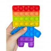Антистрес іграшка Pop It minecraft