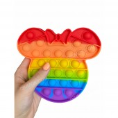 Антистрес іграшка Pop It minnie mouse