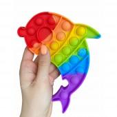 Антистрес іграшка Pop It dolphin