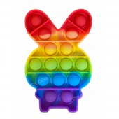 Антистрес іграшка Pop It rabbit