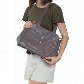 Жіноча сумка 20168 gray